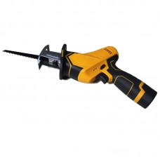 Portable Cordless Reciprocating Saw Saber Saw with Battery Charger Rechargeable Type for Fine Wood