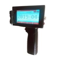 Handheld Inkjet Printer 600DPI Date QR Code Barcode Logo + 42ml Imported Quick Drying Ink Cartridge