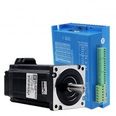 0-2000RPM 12NM 86 Closed Loop Stepper Motor Driver Kit Two-Phase with 2M Encoder Extended Cord