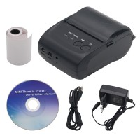 POS-5802LD 58mm Thermal Line Portable Receipt Bill Printer 90mm/S Android System
