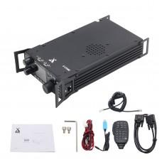 Shortwave Radio Transceiver HF 20W SSB/CW/AM 0.5-30MHz w/ Built-in Antenna Tuner XIEGU G90