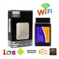 OBD2 Scanner Car Diagnostic Code Reader Wifi Version for IOS Android Windows System