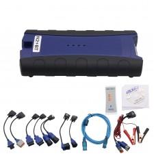 For NEXIQ USB Link 2 Bluetooth Version Carton Box Packing w/Software Heavy Duty Truck Scanner OBD