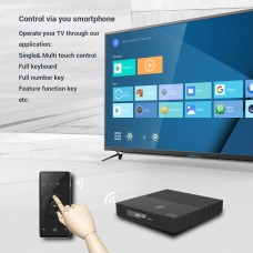 A95X F2 TV Box 4K for Android 9.0 System 4GB+64GB Memory 2.4GHz & 5GHz WIFI+BT Version