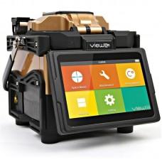 """Fiber Fusion Splicer Machine 5"""" Color Touch Screen 800x480 for Ribbon Fibers Inno View12R"""