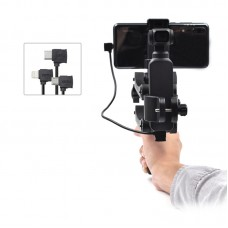 STARTRC Flexiable 4th Axis Stabilizer Handle Grip Arm for DJI OSMO Pocket