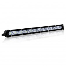 "1pc 13"" 36W Offroad Roof Lights 6000LM LED Work Light for Truck Trailer Forklift SUV Jeep Boats"