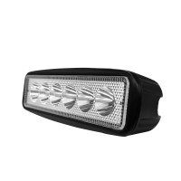 1pc 18W 1800LM Off-Road Spotlight LED Work Light for Truck SUV Off-road Vehicles Boats Lighting