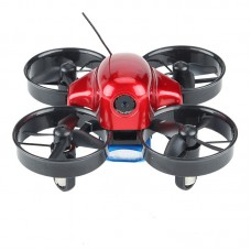 Drone WiFi FPV Quadcopter Altitude Holding w/ 2.4G Remote Control 0.3MP WIFI Camera 480P SG100 Red
