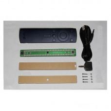 Colorful Music Spectrum Audio Level Indicator Audio Level Display VU Meter Screen AK-DB30C