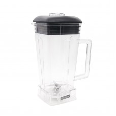 Blender Spare Parts 2L Container Jar Jug Pitcher Cup with Blades Lid for Commercial Blenders Juicer