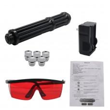 Blue Laser Pointer Match Pen High Power Burning Beam Lights Set Kit