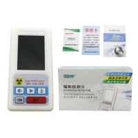 Personal Dosimeter Geiger Counter Nuclear Radiation Detector X-ray Beta Gamma Detector LCD Screen