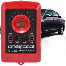 Engine Oil Tester Oil Quality Tester for Trucks Tractors Boats Mowers ATVs Gas Diesel Engine OTC300
