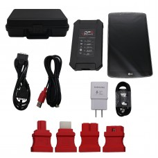 SUPER DP5 OBDII Diagnostic Tool Car Key Programmer Mileage Correction Special Functions Full Version