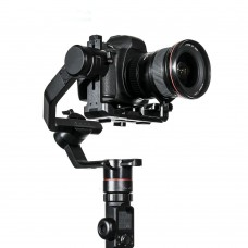 AK4000 3-Axis Handheld Gimbal Stabilizer for Camera Sony α7 α9 Cannon Nikon Payload 4KG