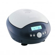 D2012plus High Speed Mini Clinical Centrifuge Lab 500-15000RPM w/ LCD Display + A12-2P Plastic Rotor