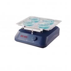 SK-R1807-S Digital Orbital Shaker Lab Shaker Dual LED Display Screens Load Capacity 3KG 10-80RPM