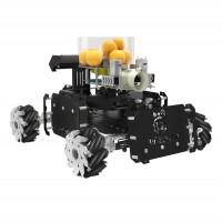 XR Master Remote Control Battle RC Car Omindirectional 180° Rotating Turret Ping Pong Balls 5M Range