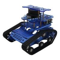 SLAM Laser Radar Smart Robot Car Kit Unfinished Standard Version W/O Camera