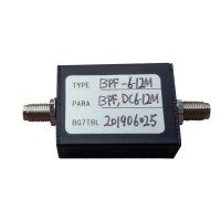 BPF-6-12M 6-12MHz BPF Band-Pass Filter SMA Female Connector 50Ω