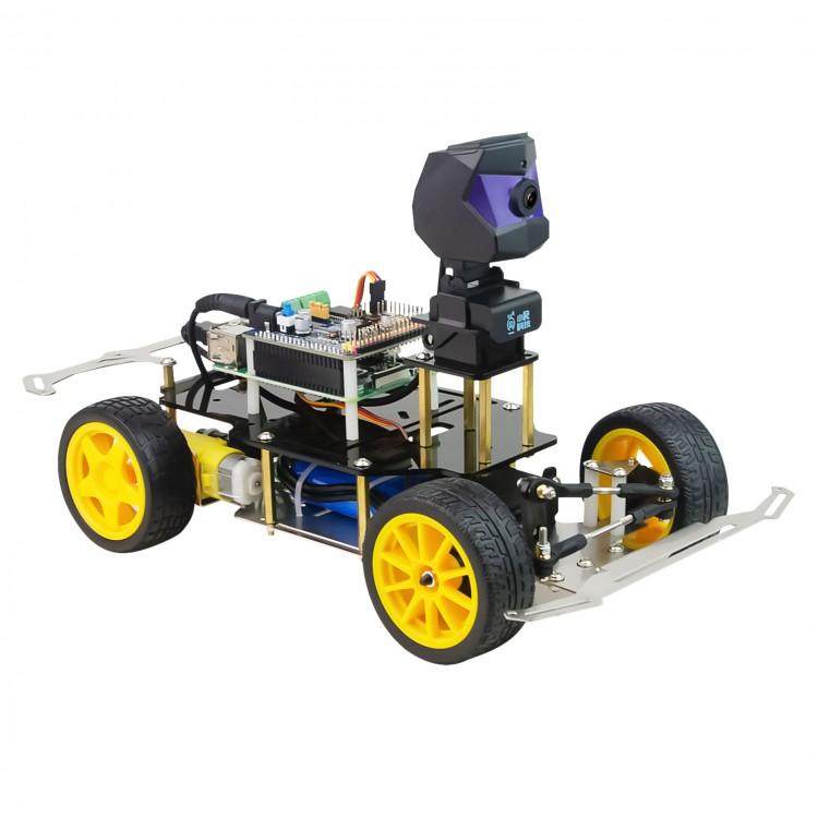 XR-F1 Donkey Car Smart Robot Car Kit AI Self Driving Car