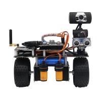 STM32 Self Balancing Robot Car 2-DOF PTZ for Android iOS Ultrasonic Sensor Version (WiFi+Bluetooth)