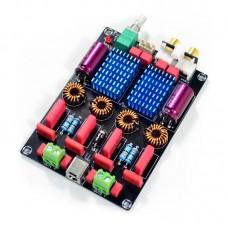 TPA3116 2.0 Amplifier Board Audio Digital Amplifier Board Dual Chips Power Amp Board (100W+100W)