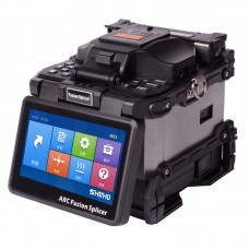 X-900 5200mAh ARC Fusion Splicer Fiber Fusion Splicer Core To Core Alignment For SM MM DS NZDS