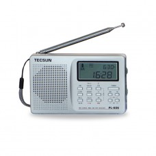 TECSUN PL-606 Digital FM/MW/LW/SW Tecsun Radio Receiver DSP Radio