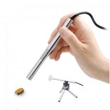 B005 500X 0.3M Handheld Digital Microscope Camera Magnifier Adjustable Focus w/LED & Tripod