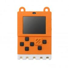 Meowbit Programmable Retro Game Computer Handheld Retro Game Console 160x128 Color Screen Orange