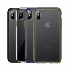 Shockproof PC TPU Case for iPhone XS/ XS Max /XR