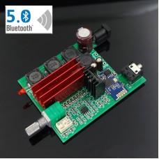 50W+50W TPA3116 Bluetooth Amplifier Digital Power Amplifier Board BT5.0 Advanced Version