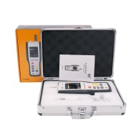 PM2.5 Detector Air Quality Monitor Particle Counter Gas Analyzer Dust Sampling Meter HT9600