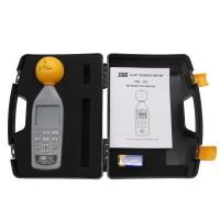 TES-593 ElectroSmog Meter 3 axis Isotropic Measurements EMF Safety Tester 10Mhz 8.0GHz