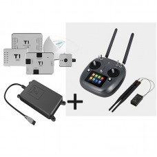 2.4G 16CH DK32 Drone Transmitter + Receiver + T1a Flight Controller + Rader for Agricultural Drones