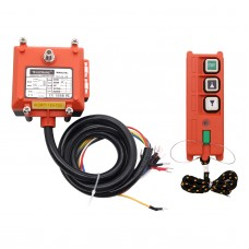 Industrial Wireless Remote Control for Electric Hoist l Winding Engine Sand-blast Equipment F21-2S