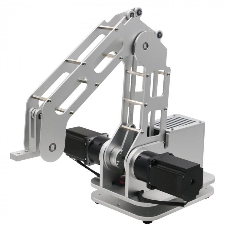 4-Axis Robotic Arm 4-DOF Robot Arm Industrial + 3pcs 57 Gear