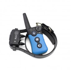Rechargeable Dog Training Collar with Remote Dog Shock Collar Tone/Vibration/Static Shock 300yd