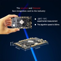 RK3288 Camera Development Board+Algorithm Quad-Core for Facial Recognition Andriod 5.1 DLT-3288C
