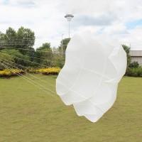 10KG Drone Parachute UAV Parachute Ejection Umbrella Aviation Grade Fabric for FPV Drone Landing