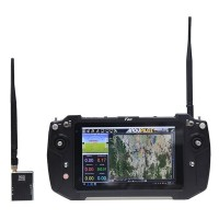 Handheld FPV Ground Station 8'' IPS Dual System T20 All-in-one Remote Control System H840 Version