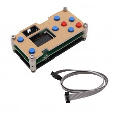 3Axis GRBL Offline Controller CNC 1-Inch LCD Screen for 3-Axis CNC Engraver 3018PRO 1610/2418/3018