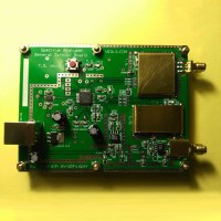 Simple Spectrum Analyzer D6 w/ Tracking Generator T.G. V2.03A Version