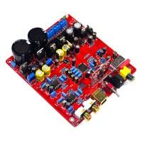 HiFi DAC Decoder Board YJ- AK4399+WM8805+PCM2706 Optical Fiber Coaxial USB Input