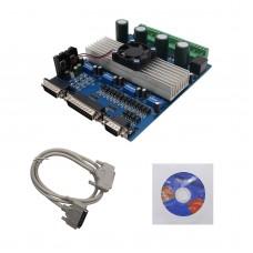 4-Axis TB6560 Stepper Motor Driver Mach3 CNC Controller 4-Axis Engraver Controller Board