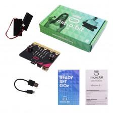 Complete Kit for BBC Micro Bit Go Kit Starter Pack Kit for Python Programming DIY Robotics
