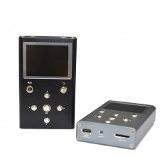 XS03 HiFi Lossless MP3 Player Dual AK4493 DAC Decoder Portable Audio MP3 Player