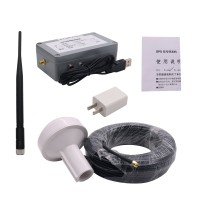 Indoor GPS Signal Repeater Amplifier Transfer L1 BD2 Full Kit 15M Distance